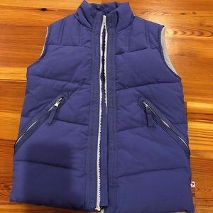 Girls purple vest - Appaman